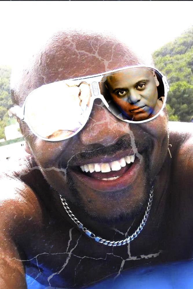 sunglass and me